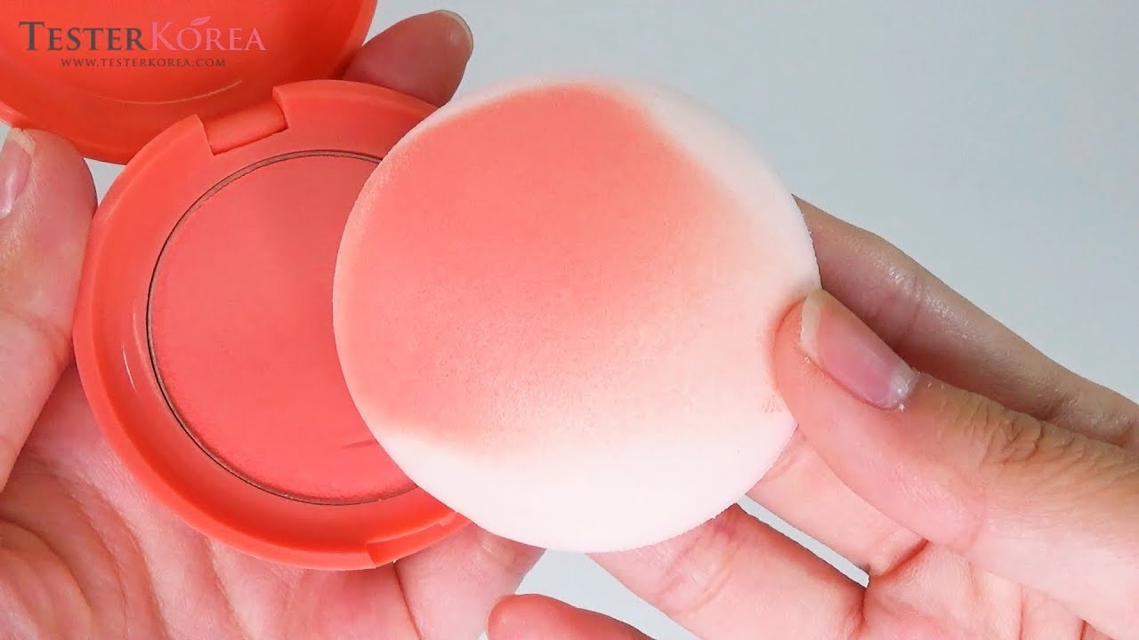 Testerkorea Etude House Berry Delicious Cream Blusher 6g