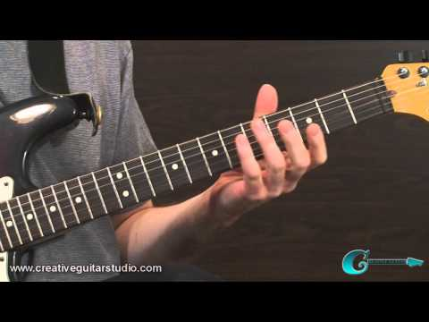 IMPROVISATION: Scale Fragment Soloing