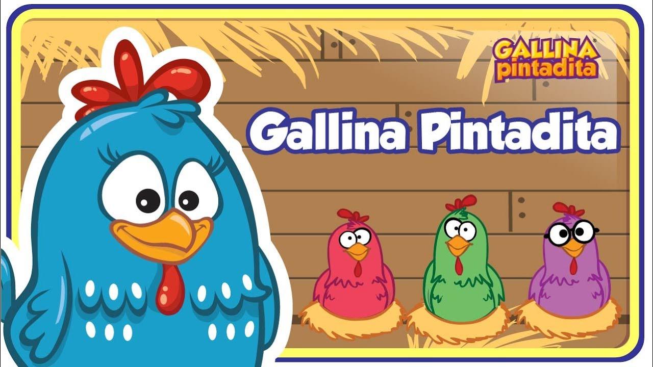 Gallina Pintadita - Oficial - Canciones infantiles para niños y bebés