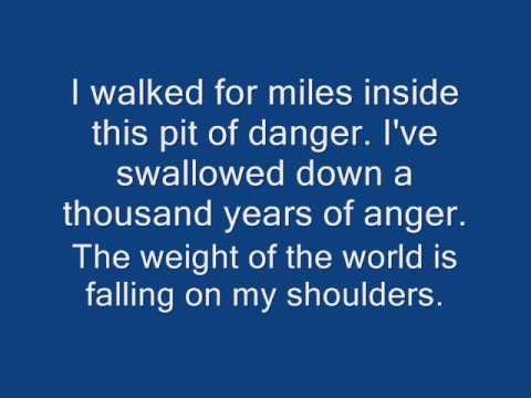 """I Walk Alone"" By Saliva: Batista's theme song with lyrics"