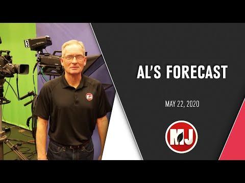 Al's Forecast | May 22, 2020