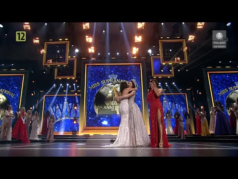 Miss Supranational - And the winner is...
