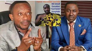 Ghanaian Prophet Exposes Kwame Despite Corruption 😀
