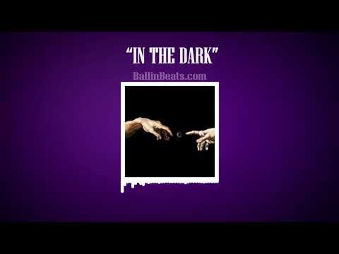 """🌑 """"IN THE DARK"""" Piano Bass Guitar RnB depressing sad slow type beat R'n'B R&B rap free uso libre"""