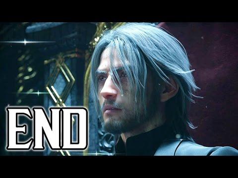 Final Fantasy XV Walkthrough PART 6 ENDING (PS4 Pro) No Commentary Gameplay @ 1080p HD ✔