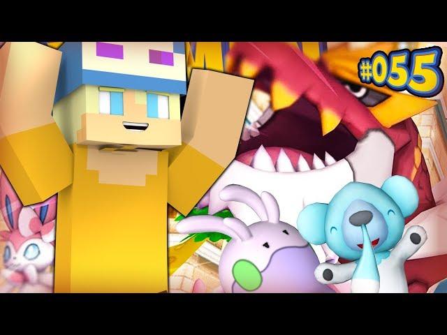 TANTISSIMI NUOVI POKEMON DA CATTURARE! - Minecraft Pixelmon ITA 55 !