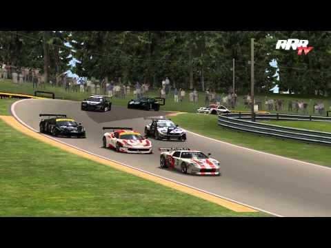 Race 07 - GT3 Championship race vs AI - Mid Ohio