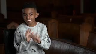 "The Hate U Give Soundbites TJ Wright - ""Sekani"""