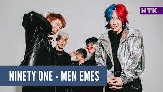 Ninety One - Men Emes Comeback stage