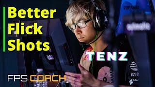 Get More Headshots Lİke TenZ (Aiming Drill)