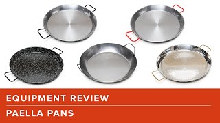 The Best Paella Pans For Making Paella At Home