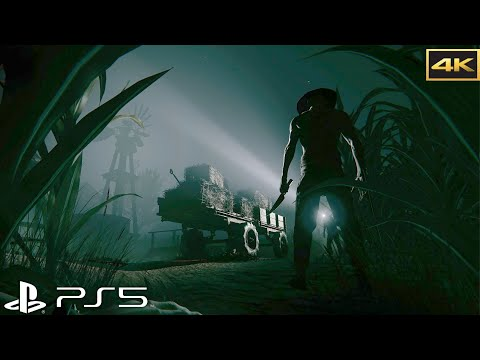 Outlast 2 - PS5™ Gameplay [4K 60fps]