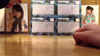 キャラアニチャンス NMB48 てっぺんとったんで! 開封動画
