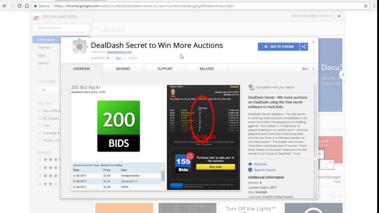 dealdash secret tracking bids is the secret to winning more youtube