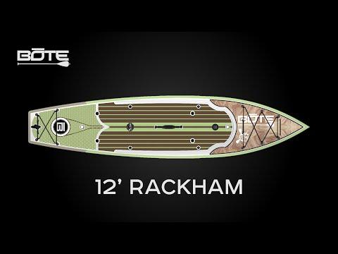 Bote 12 Rackham Bugslinger Fishing Sup West Marine Q