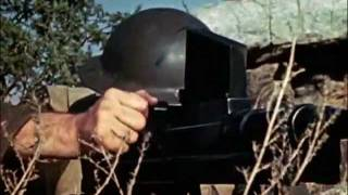 Disney - Stop That Tank WWII Canadian Boys anti-tank rifle training film 1of2