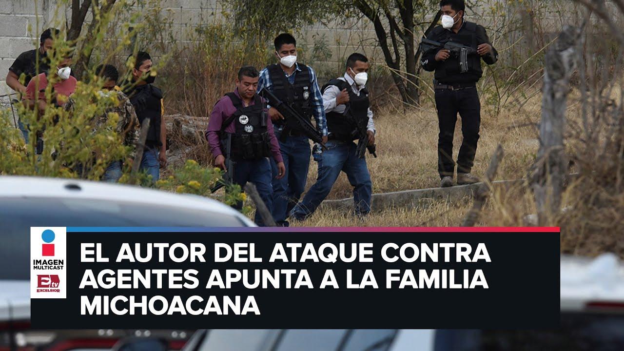 Download Emboscan y matan a 13 policías del Edomex en patrullaje a Coatepec Harinas