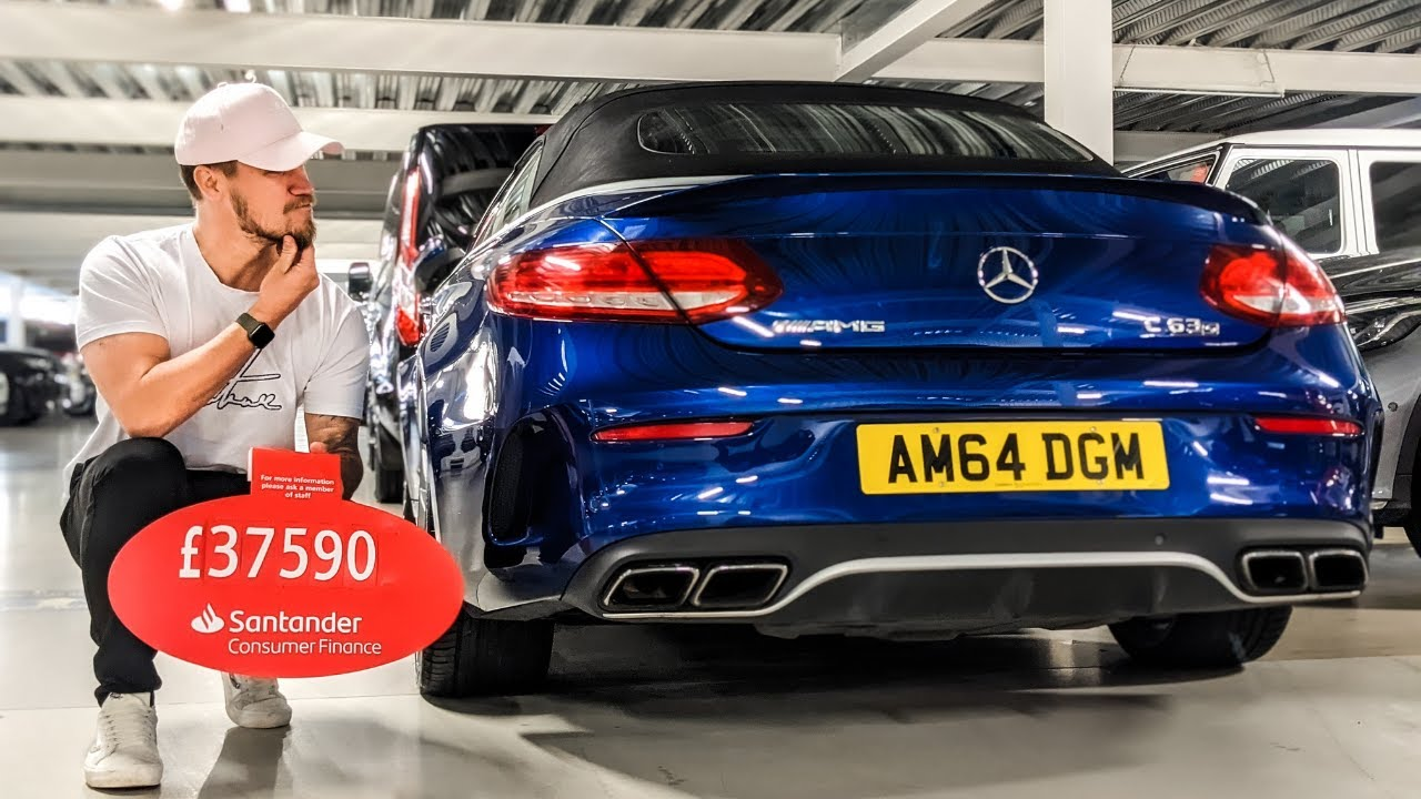 My Next Car- Car Shopping with an EXPERT *£40,000 Budget*