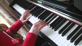 Crushcrushcrush - Paramore - Piano Cover with backing track
