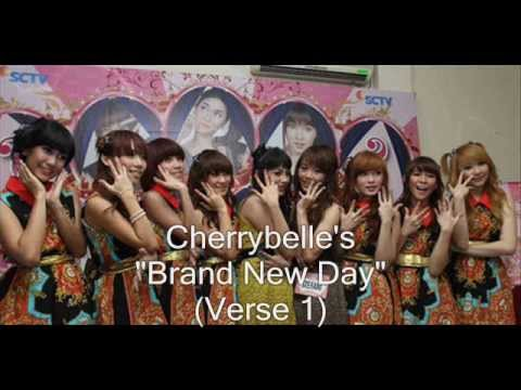 Cherrybelle (Brand New Day - old version ) vs Ken Hirai (Pop Star)