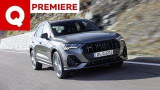 Nuova Audi Q3, l'abbiamo guidata in anteprima!