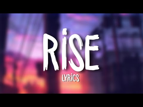 Jonas Blue - Rise ft. Jack & Jack (Lyrics / Lyric Video)