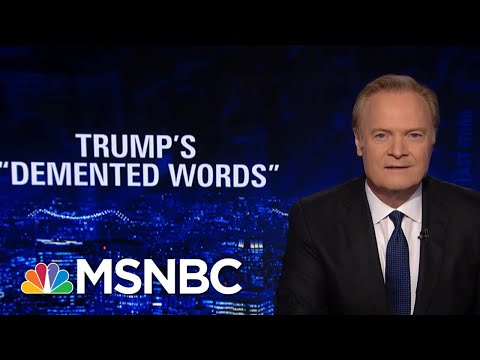 Lawrence O'Donnell: President Donald Trump's Iran Threat Shows 'Panic' | The Last Word | MSNBC