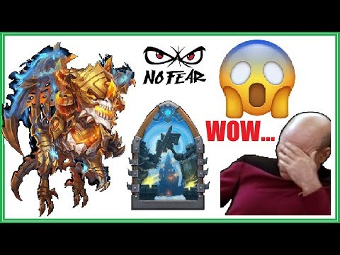 FEAR of FAILURE: Unbelievable Behavior in Guild Wars... Castle Clash