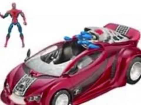 Voitures jouets spiderman dessin anim pour les enfants youtube - Dessins animes spiderman ...