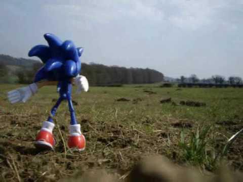 Sonic Field Stop Motion