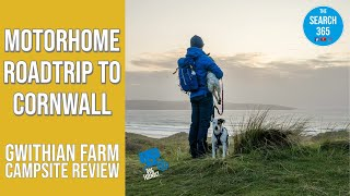 Gwithian, Cornwall - Dog Friendly Beach and Gwithian Farm Campsite Review