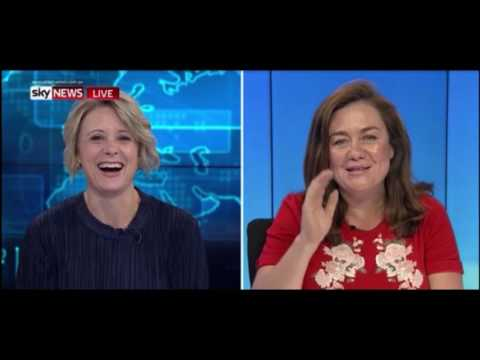 Kristina Keneally - To The Point.... (of puking!)