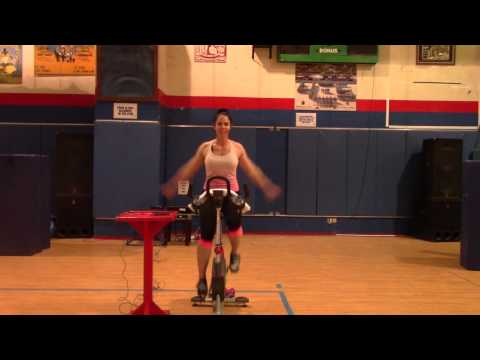 TUF Fitness Spin Coach Miriam 20160302
