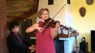 Unchained melody - Agnes violin - skrzypaczka - skrzypce na slub -violin on wedding