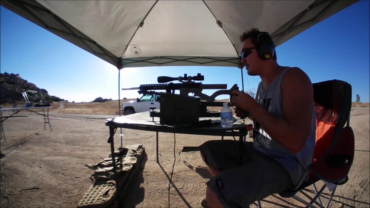 Testing Everglades version 4 55gr Bullet  A Budget reloading bullet for 223