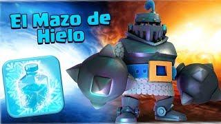 ¡¡ MEGACABALLERO Y GLOBO CON HIELO, COMBO BRUTAL !! - Clash Royale [WithZack]