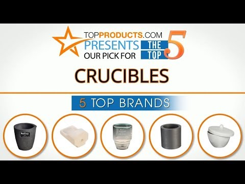 Best Crucible Reviews 2017 – How to Choose the Best Crucible