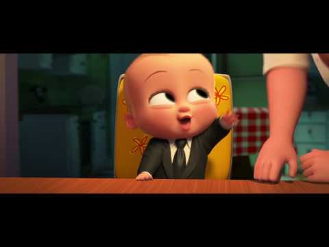 The Boss Baby | 'We Need to Talk' | Official HD Clip 2017