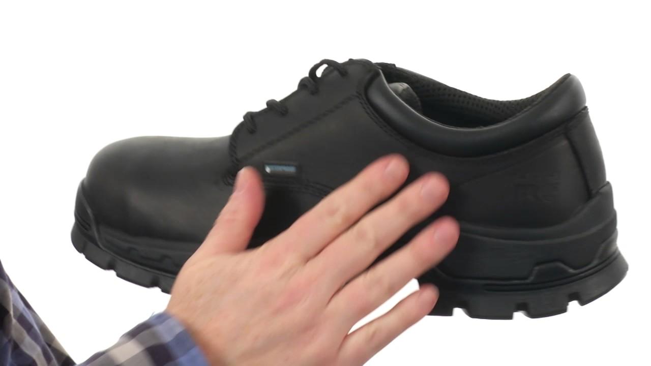 9fbc475ac84 Timberland PRO Stockdale Alloy Safety Toe Waterproof Boot SKU:8808234