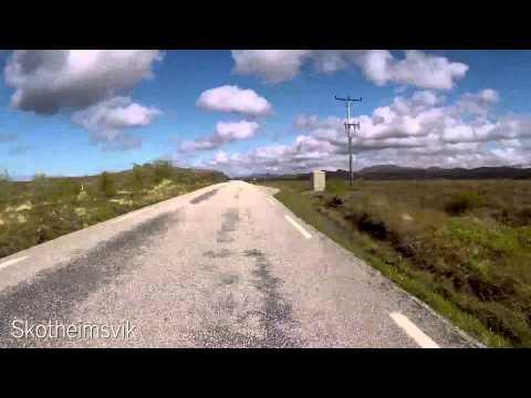 Atlanterhavsveien : Bud - Kårvåg på 5 minutter