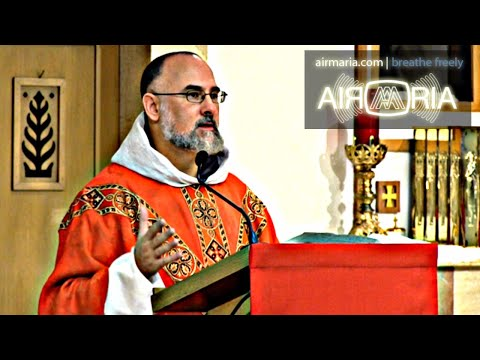 Aug 14 - Homily: St. Maximilian, Antidote to Culture of Death