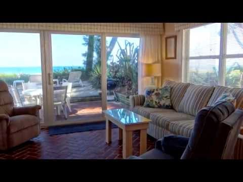 Pet Friendly 1 Bedroom,1 Bath Beach Front Unit on Holmes Beach in Anna Maria Island