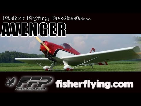 Avenger Ultralight Aircraft, Avenger Experimental Aircraft, By Fisher Flying Products.