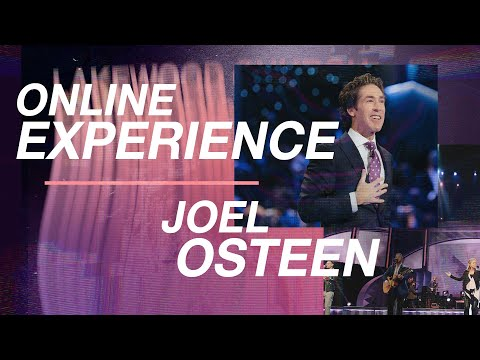 Lakewood Church  | Joel Osteen | Sunday Service 11am