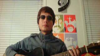 ♪♫ Honey Don't -- The Beatles / Carl Perkins Cover (acoustic guitar fingerstyle)