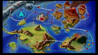 Ocean Commander Nintendo Wii shortplay and review