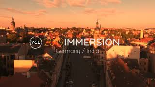 2019 YCL Immersion - Germany / India