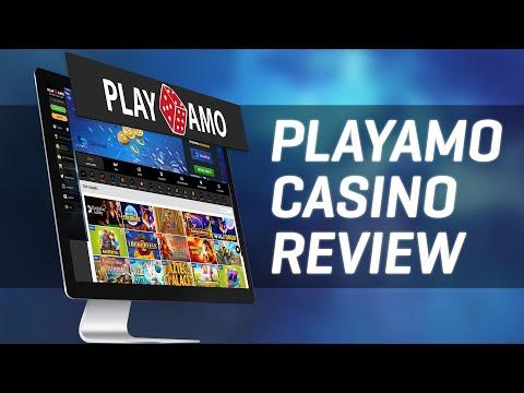PLAYAMO CASINO REVIEW   Gambling In Canada