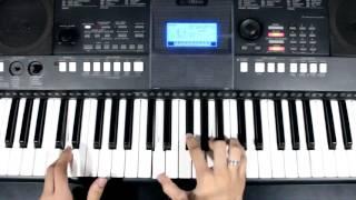 Lil Silvio & El Vega - Tienes La Magia / Tutorial Piano (Acordes Para Cantar )