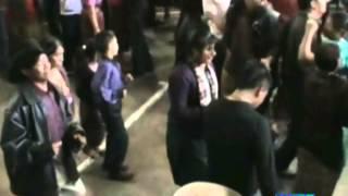 San Pedro Soloma Baile Año Nuevo 2014